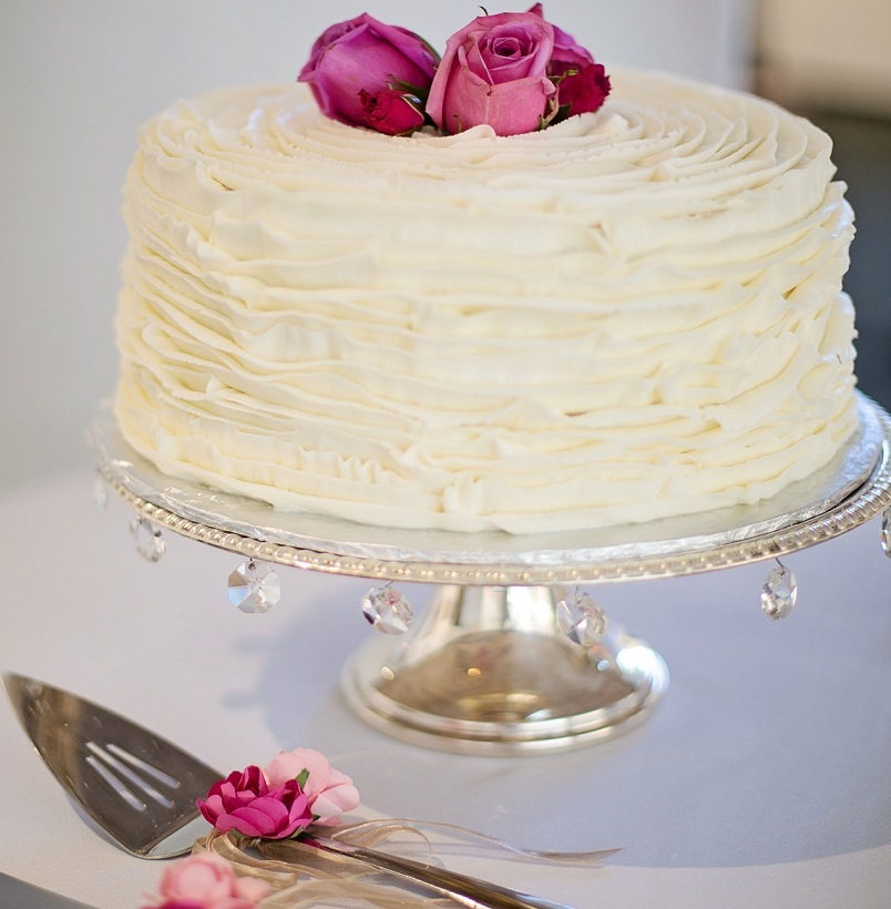 Как в домашних условиях сделать свадебный торт 604